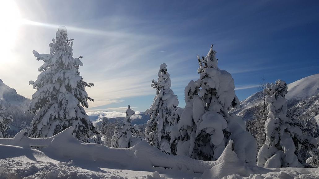 Villa Piccola Urlaub im Winter